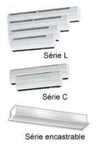 airelec stopair 4 rideau d 39 air chaud. Black Bedroom Furniture Sets. Home Design Ideas